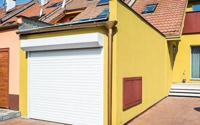 rolovací garážová vrata 3