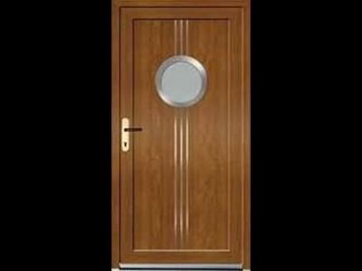 Vchodové dveře P20b