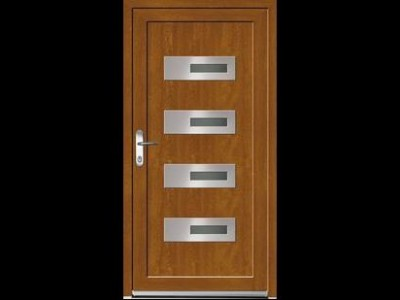 Vchodové dveře P38