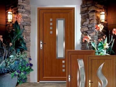 Vchodové dveře řady NEREZ